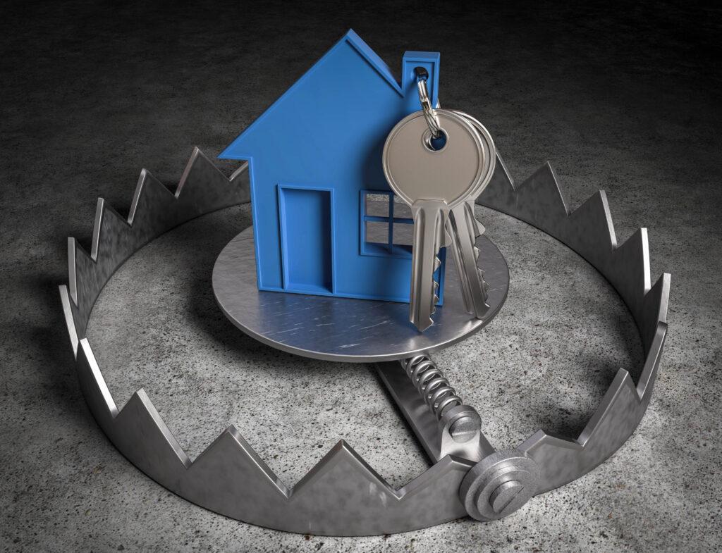 les pièges à éviter pour vendre sa maison